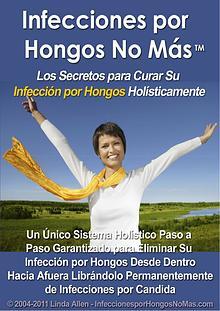 Infecciones Por Hongos no Mas PDF Completo Linda Allen