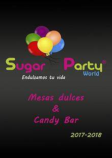 Catalogo Mesas Dulces & Candy Bar