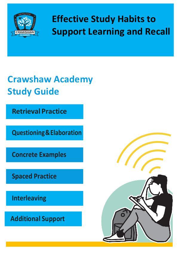 Study Habits Crawshaw Academy_study guide_draft(3)(1)