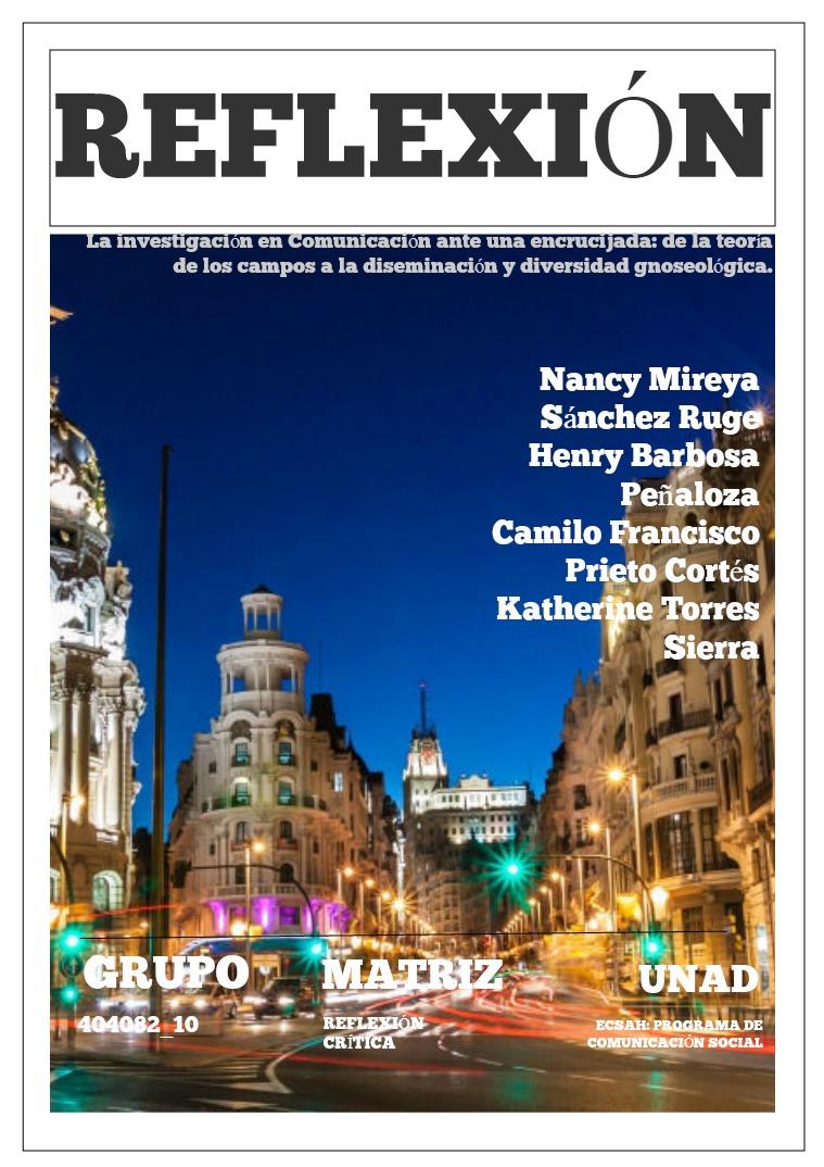Revista Electrónica Fase 4 - La Investigación comunicacional Fase 4 - La Investigación comunicacional