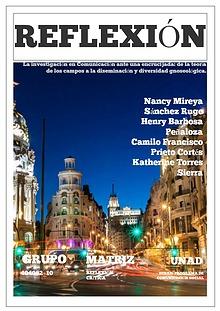 Revista Electrónica Fase 4 - La Investigación comunicacional