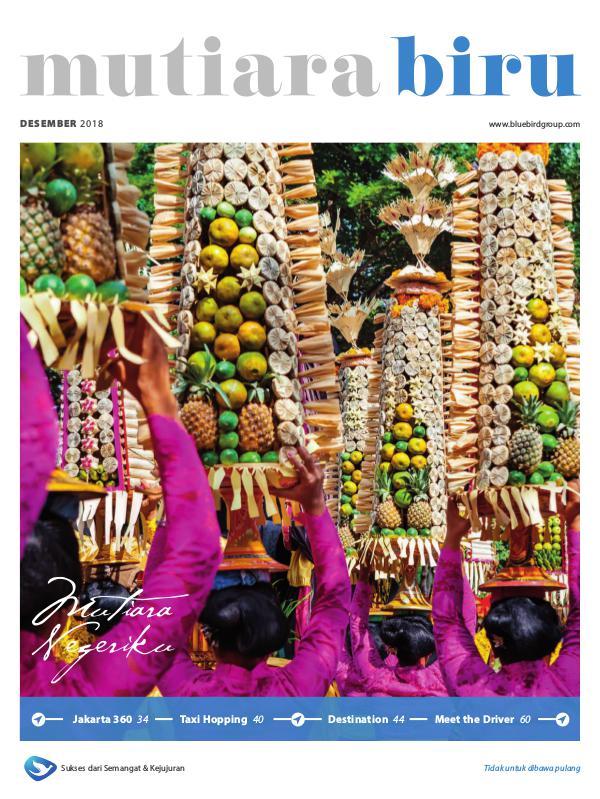 Bluebird - Mutiarabiru Mutiarabiru Magazine - Desember 2018