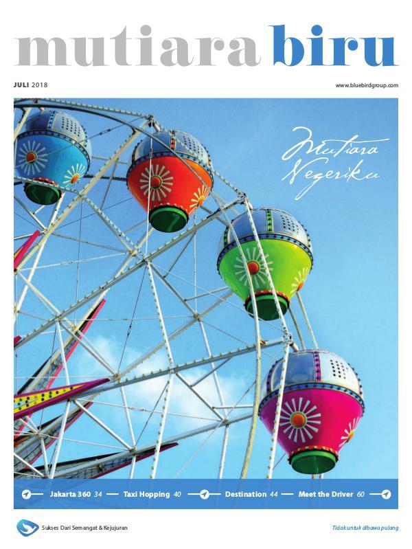 Bluebird - Mutiarabiru Mutiarabiru Magazine - July 2018