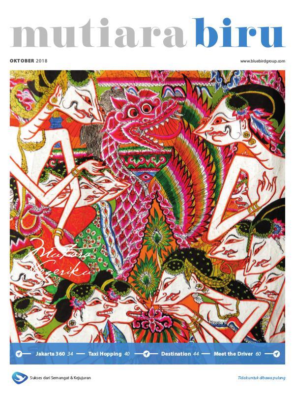 Bluebird - Mutiarabiru Mutiarabiru Magazine - Oktober 2018