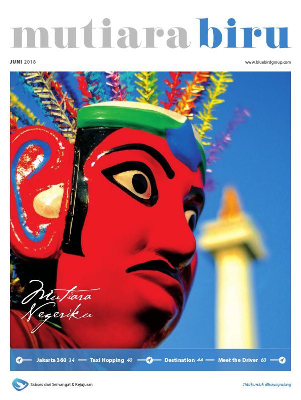 Mutiarabiru Magazine - Juni 2018