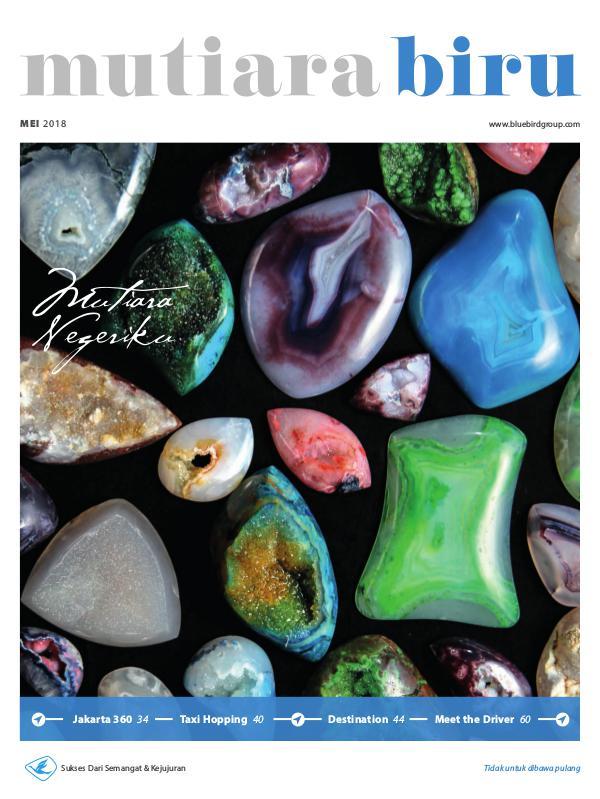 Bluebird - Mutiarabiru Mutiarabiru Magazine - Mei 2018