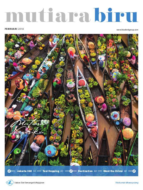 Bluebird - Mutiarabiru Mutiarabiru Magazine - Februari 2018