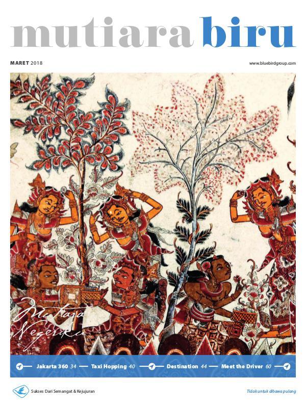 Bluebird - Mutiarabiru Mutiarabiru Magazine - Maret 2018