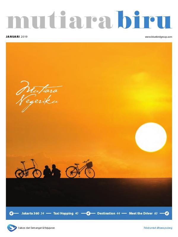 Bluebird - Mutiarabiru Mutiarabiru Magazine - Januari 2019
