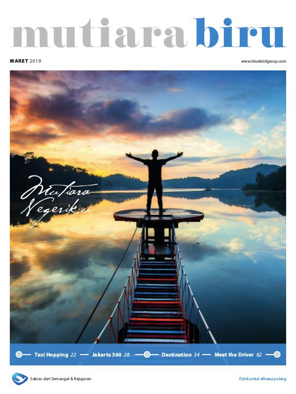 Mutiarabiru Magazine - Maret 2019