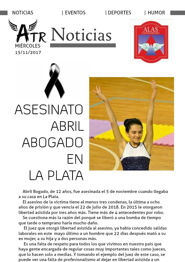 ATR Noticias 08/11 2