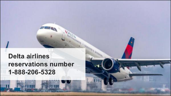 Delta airlines reservations number 1-888-206-5328 Delta airlines customer service