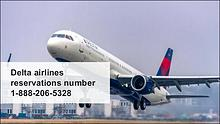 Delta airlines reservations number 1-888-206-5328
