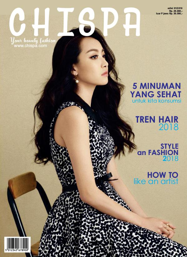Chispa Magazine Majalah_jadi