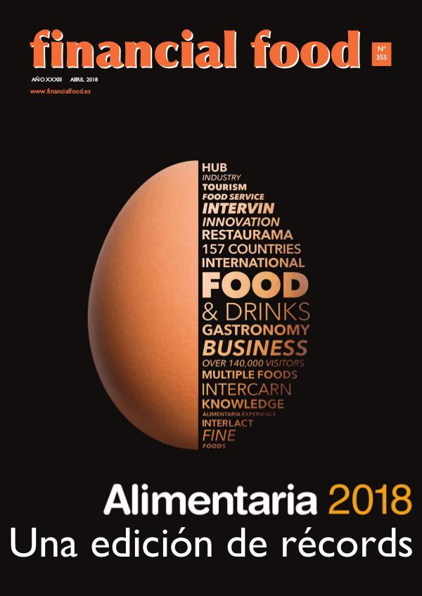 Financial Food (Abril 2018) FinancialFood 2018abril