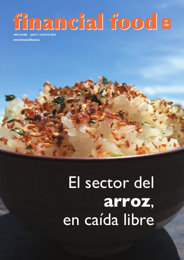 Financial Food (Julio-Agosto 2018) FinancialFood 2018 Julio-Ago
