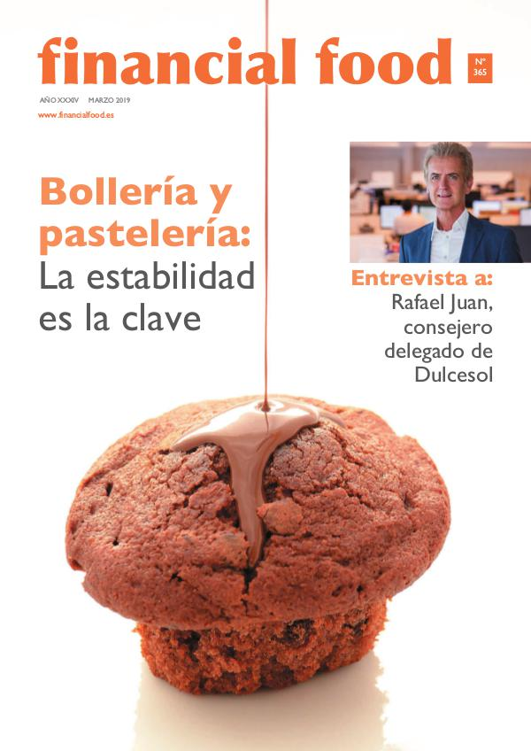 Financial Food (Marzo 2019) FinancialFood 2019 Marzo19