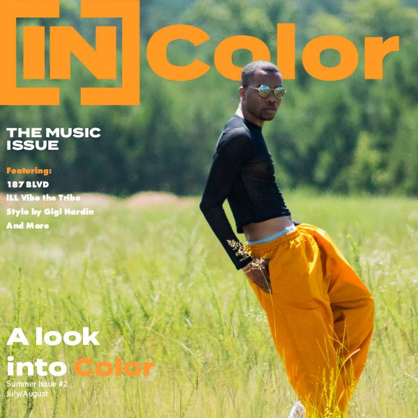 [IN] Color Magazine: The Music Issue. Digital Format [IN] Color Magazine: The Music Issue. Digital Copy