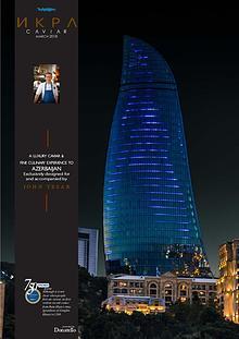 Azerbaijan with John Tesar