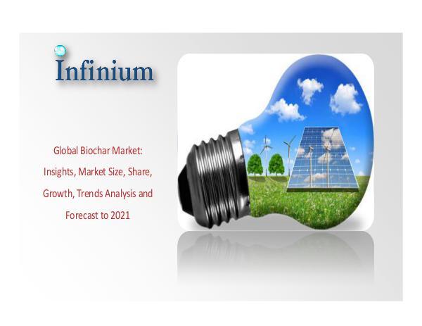 Infinium Global Research Global Biochar Market
