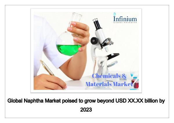 Infinium Global Research Naphtha Market  - IGR
