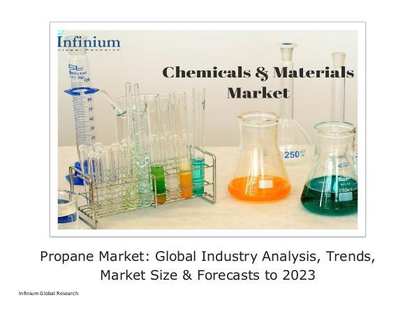 Infinium Global Research Propane Market Global Industry Analysis Trends Mar