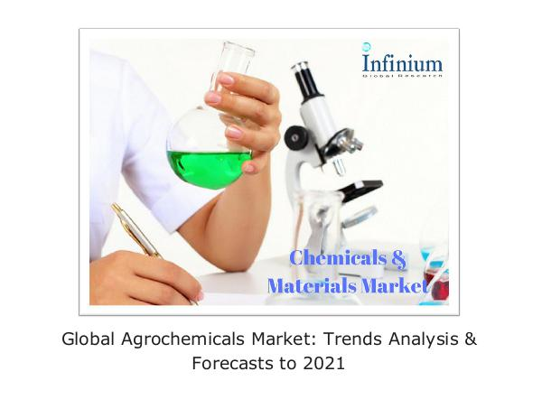 Global Agrochemicals Market - IGR 2021