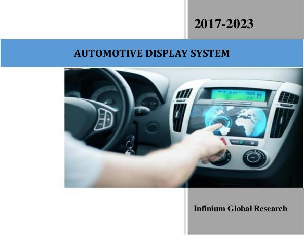 AUTOMOTIVE DISPLAY SYSTEM MARKET