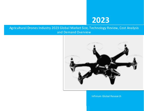 IGR Agriculture drone market