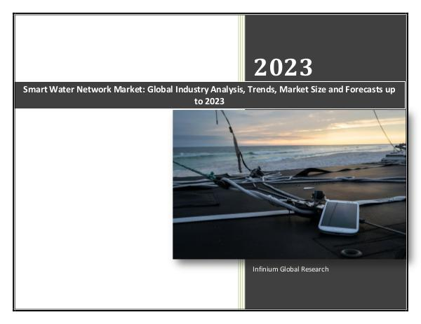 IGR Smart Water Network Market