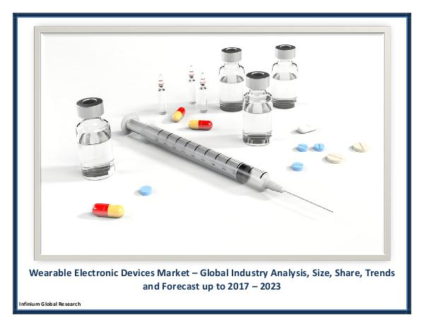 Infinium Global Research Wearable Electronic Devices Market