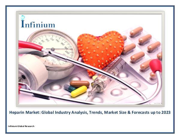 Infinium Global Research Heparin Market