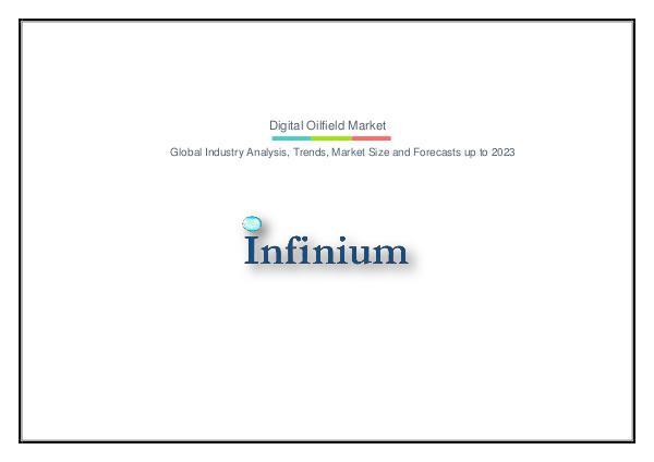 Infinium Global Research Digital Oilfield Market