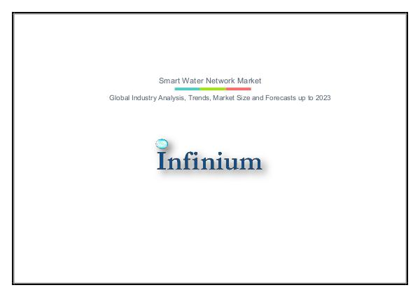 Infinium Global Research Smart Water Network Market