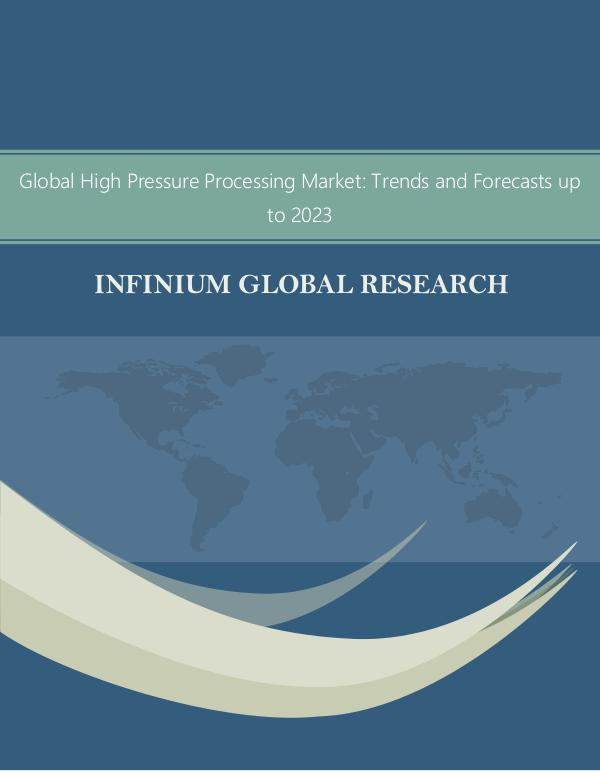 Infinium Global Research Global High Pressure Processing Market