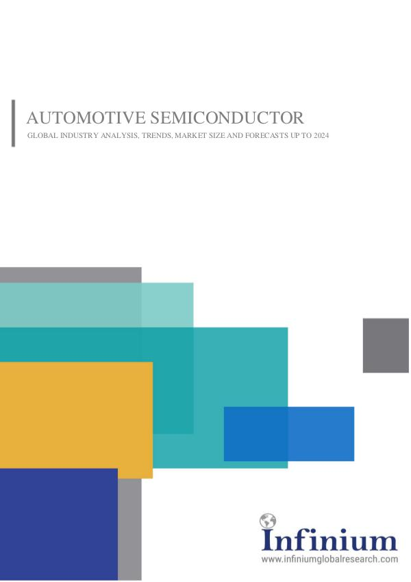 Infinium Global Research Automotive Semiconductor Market
