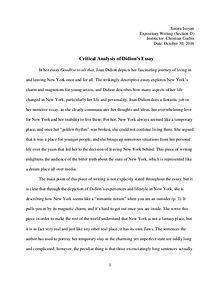 My Writing Portfolio