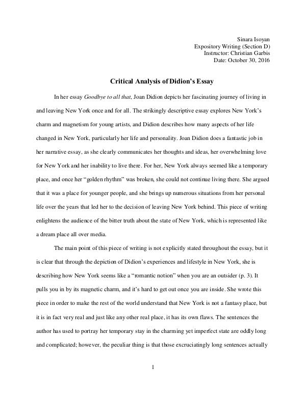truth is always bitter essay