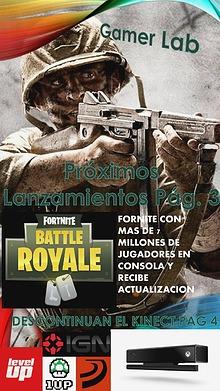 Gamer lab 1ra Edicion Octubre 2017