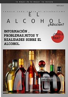 """El Alcoholismo"""