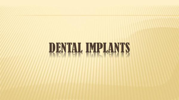 ART Dentistry All You Need To Know About Dental Implants