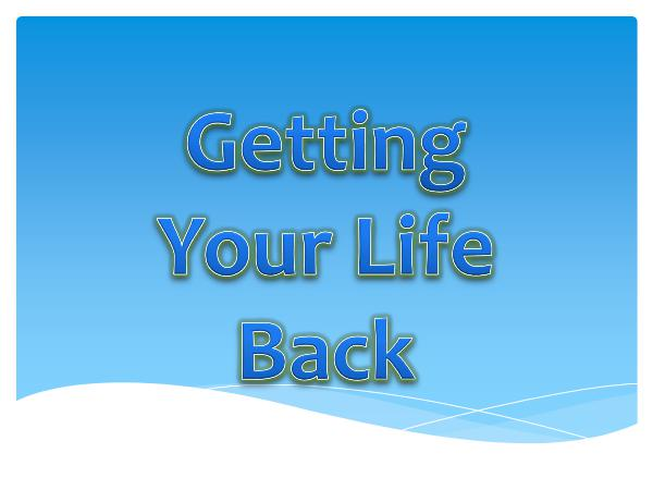 Inspire Change Wellness Getting Your Life Back