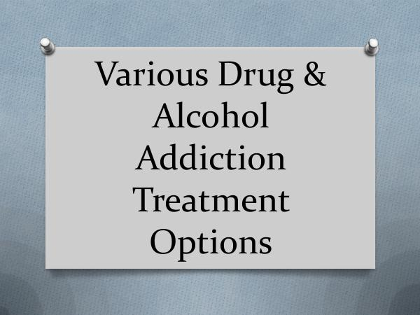 Inspire Change Wellness Various Drug & Alcohol Addiction Treatment Options