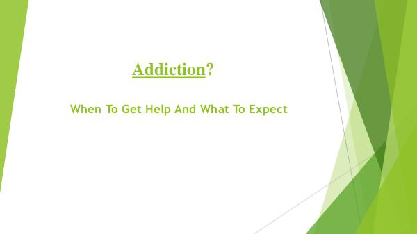 Inspire Change Wellness Addiction? When To Get Help And What To Expect