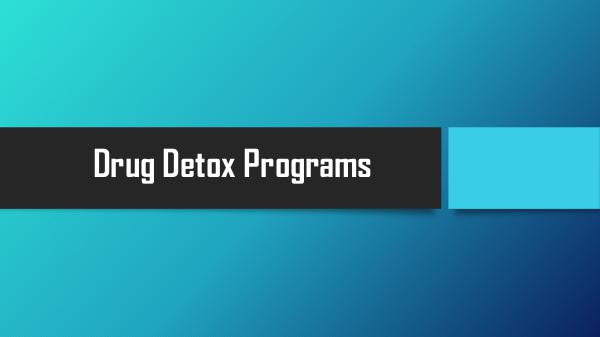 Inspire Change Wellness Drug Detox Programs