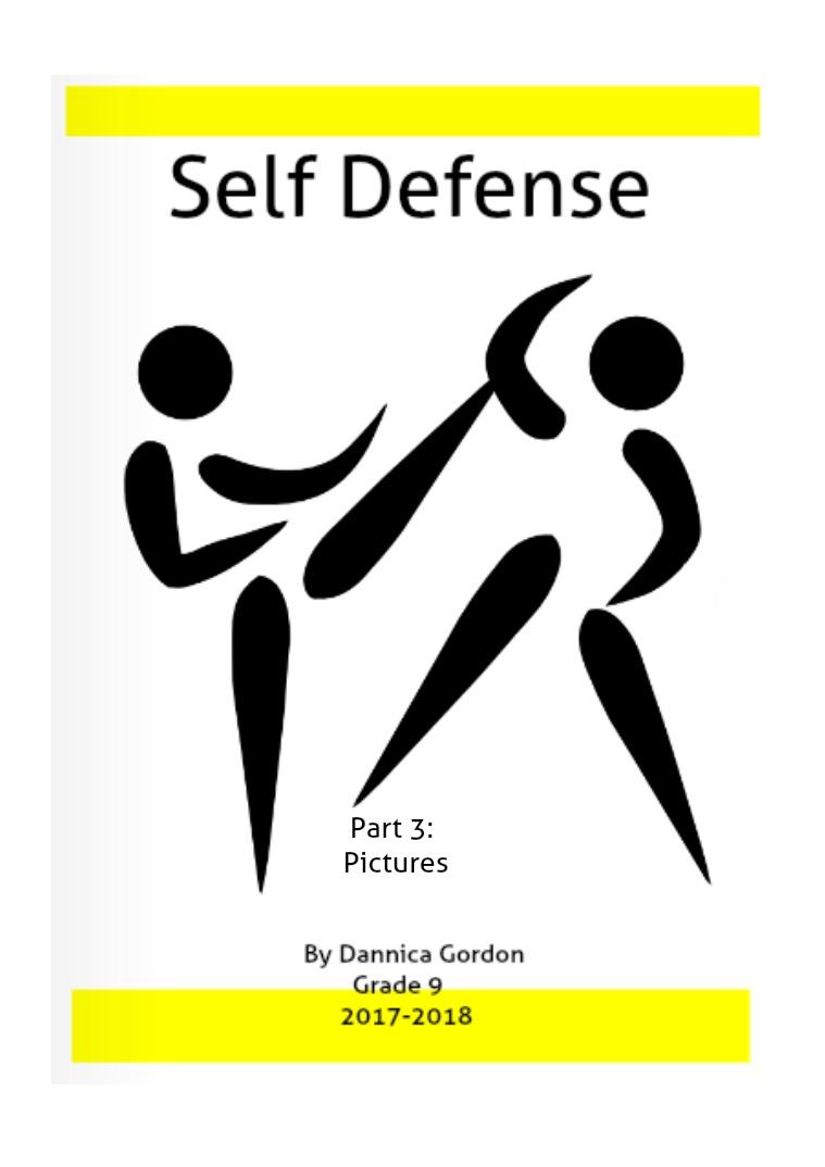 Self Defense Magazine Self Defense Magazine 3
