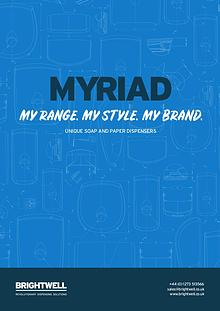Myriad brochure