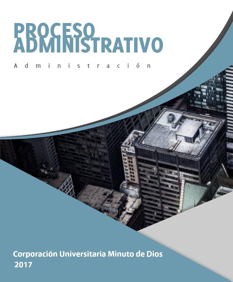 Proceso administrativo Proceso administrativo