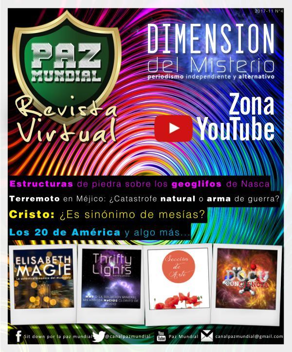 PAZ MUNDIAL REVISTA VIRTUAL PAZ MUNDIAL REVISTA VIRTUAL NOVIEMBRE 2017