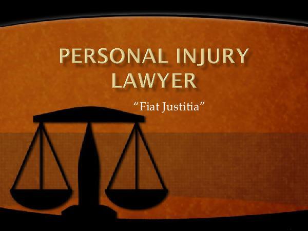 The Attkisson Law Firm, LLC Personal Injury Lawyer - Fiat Justitia